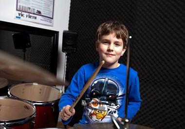 Schlagzeug Semesterkurs für Kinder