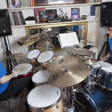 Semesterkurs Schlagzeug | Teenager