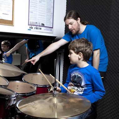 Schlagzeugkurse für Kids 10-12 Jahre