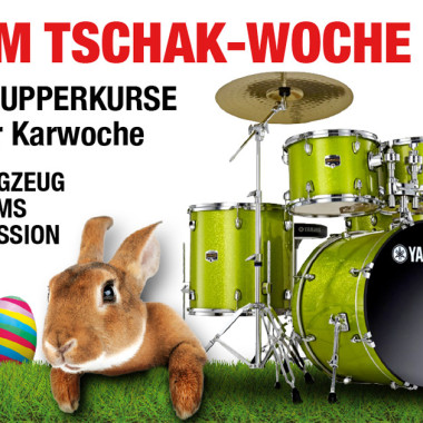 BUM TSCHAK-WOCHE – Schnupperkurse Karwoche 2016