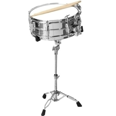 Backbeat Science: Snare Drum