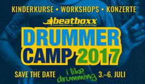 Drummer Camp sommer, programm, drums, schlagzeug, percussion