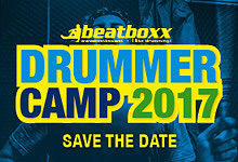 Drummer Camp 2017 mouse over
