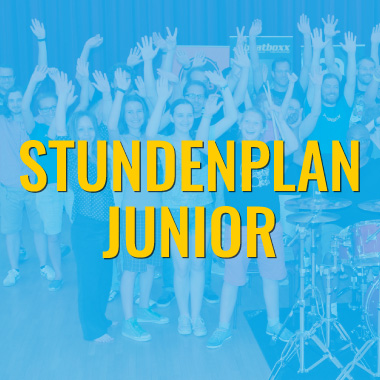 Drummer Camp 2017 Stundenplan Junior