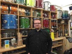 Martin Trischler - Drum Breaks Kolumne