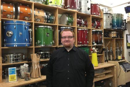 "Drum Breaks Vol. 1 – ""The Winstons – Amen, Brother"""