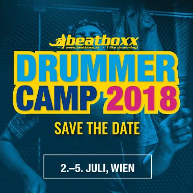 Drummer Camp 2018 Early Bird Anmeldung
