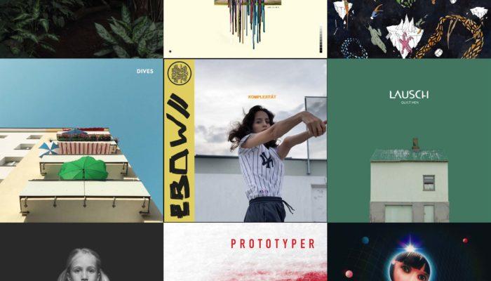 Die besten Alben aus Österreich – 2017