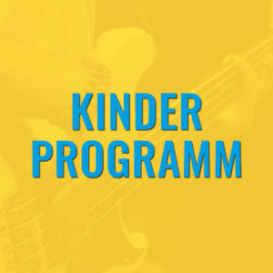 Gitarrenunterricht Kinderprogramm