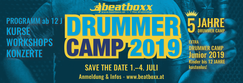 Drummer camp 2019