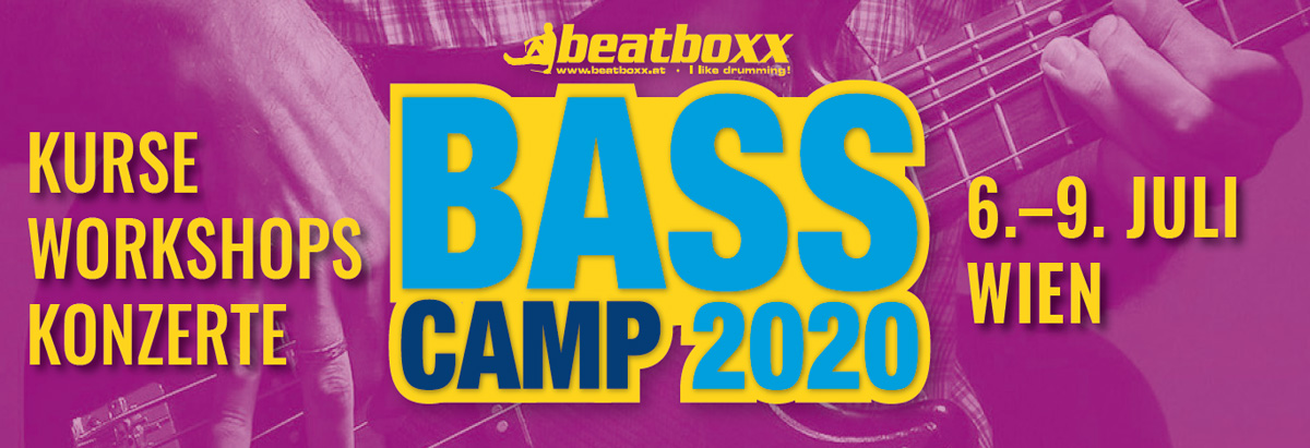 Bass Camp Wien 2020