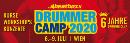 Drummer Camps Wien 2020