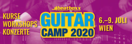 Guitar Camp Wien 2020